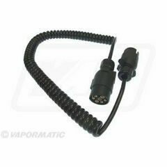 3m Coiled Extension Cable