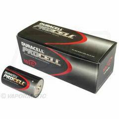 C Type Batteries