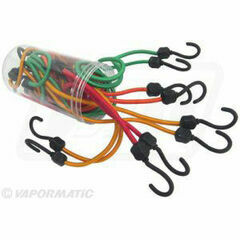 Pack of Bungee Straps (Light Duty)