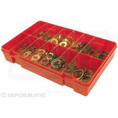 Copper Injector Washer Pack