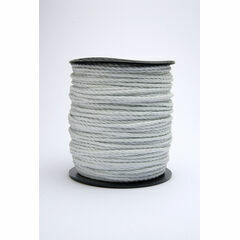 Hotline C51-2 White Paddock Rope - 6mm x 200m