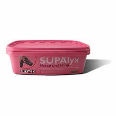 Nettex Supalyx Horse & Pony Original - 12.5kg