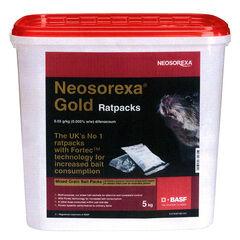 Neosorexa Gold Ratpacks 800g