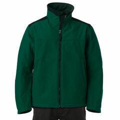 Russell Softshell Jacket - Bottle Green