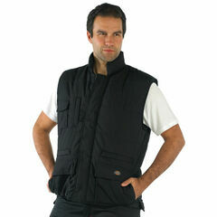 Dickies Professional Combat Bodywarmer - Black