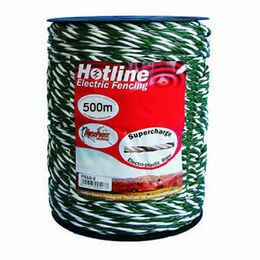 Hotline P51G-5 Supercharge Rope 6mm x 500m - Green