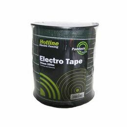 Hotline C43G-2 Green Paddock Tape - 20mm x 200m