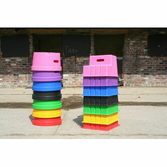 Horse Mounting Steps & Blocks