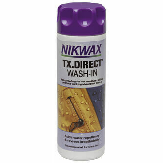 Wash and Waterproofer
