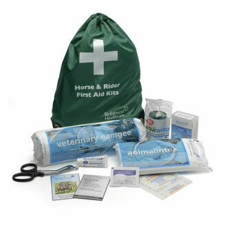 Horse First Aid & Wound Care