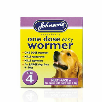 Dog Flea, Tick & Worming