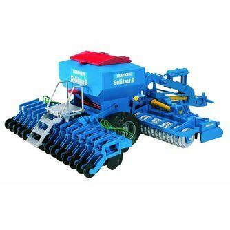 Scale Model Combine / Harvester Toys