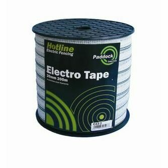 Electric Fence Wire, Rope & Tapes