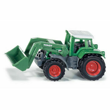 Siku Fendt Tractor with Loader 1:87