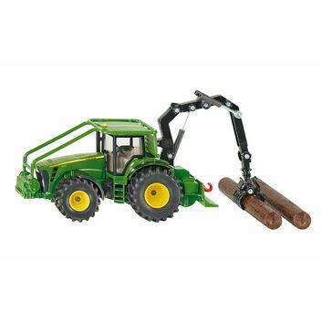 Siku John Deere Forestry Tractor 1:50