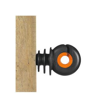 125 x Gallagher XDI Screw-In Ring Insulator