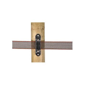 30 x Gallagher TurboLine Corner/Strain Tape Insulator