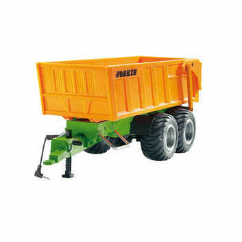 Siku Control 32 Tandem Trailer Twin-Axle with Battery 1:32