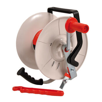 Pulsara Geared Electric Fence Reel - 3:1