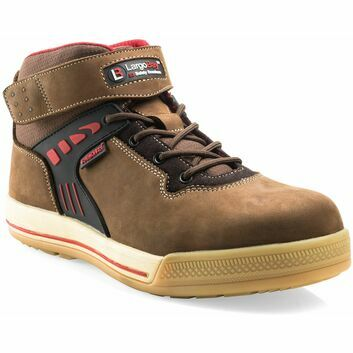 Buckler Duke Largo Bay S3 Safety Lace Sneaker Boots Brown
