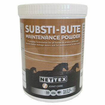 Nettex Substi-Bute Maintenance Powder 300g