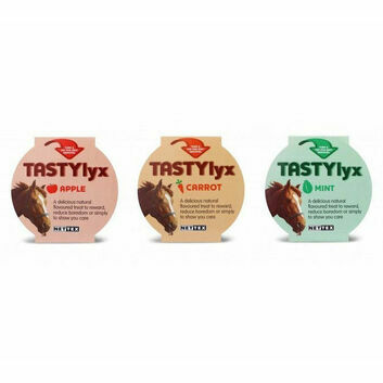 Nettex Tastylyx Apple/Mint/Carrot 600g