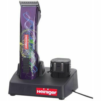 Heiniger Saphir Style Cordless Clipper With No 10 Blade