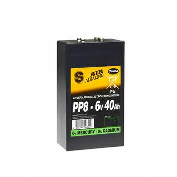 Pulsara Battery Alkaline 6V/40Ah