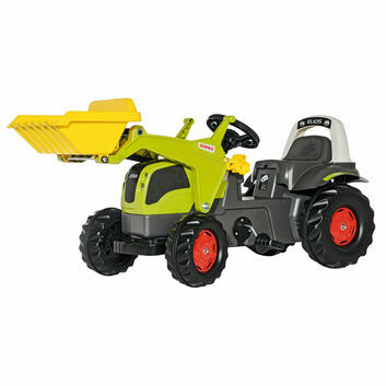 Rolly Toys rollyKid Claas Elios Ride-On + Loader