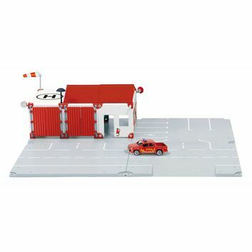 Siku Fire Station Starter Set SIKUWorld