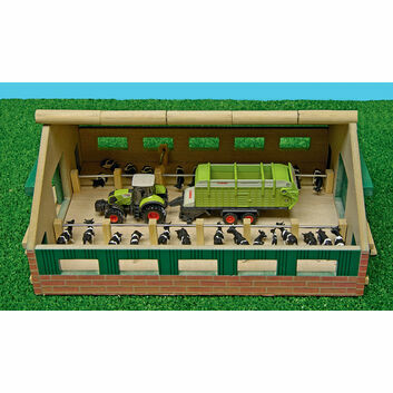 Kidsglobe Cattle Stable 1:87