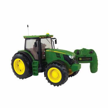 Britains John Deere 6190R Remote Control Tractor 1:16