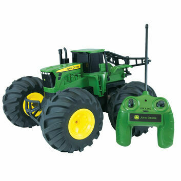 Britains Monster Treads Remote Control Tractor