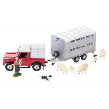 Britains Sheep Farmer Set 1:32