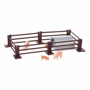Britains Pig pen set 1:32