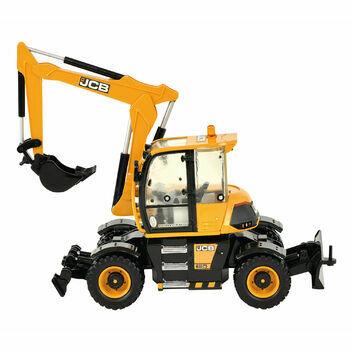 Britains JCB Hydradig Wheeled Excavator 1:32
