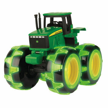 Britains John Deere monster threads with light wheels