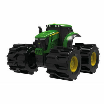 Britains John Deere with mega monster wheels