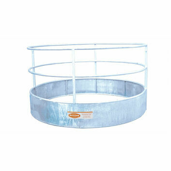Ritchie Sheep Feed Ring - Horizontal Railed