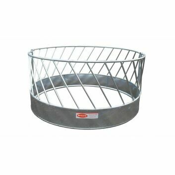 Ritchie Diagonal Railed Feed Ring for Sheep