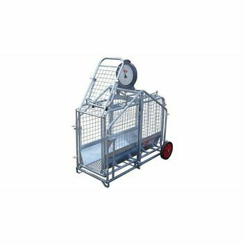 Ritchie Mechanical Weigher for Pigs and Lambs