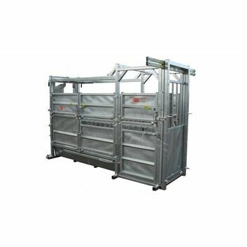Ritchie \'Extended Length\' Continental Cattle Crate
