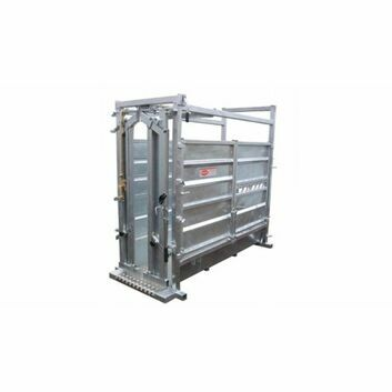 Ritchie Continental Cattle Handling Crate