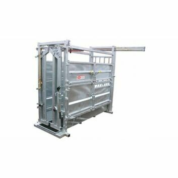 Ritchie \'Improved Access\' Continental Cattle Crate