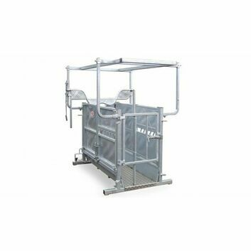 Ritchie Highland Cattle Crate