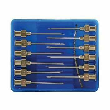 Luer Lock Needles 18G x 1