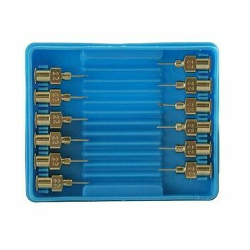Luer Lock Needles 22G x 1/4