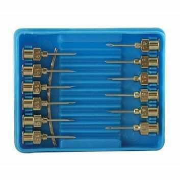 Luer Lock Needles 19G x 1/2
