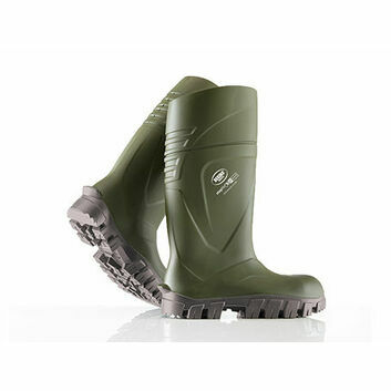 Bekina Steplite XCi Agricultural S5 SRC Safety Wellington Boots Green