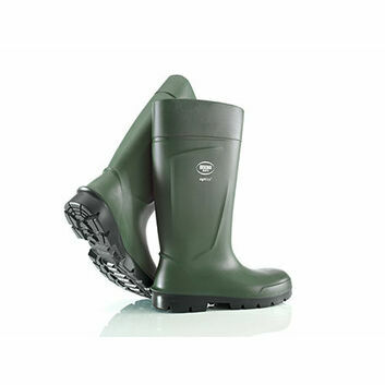 Bekina Agrilite Agricultural S4 SRC Safety Wellington Boots in Green
